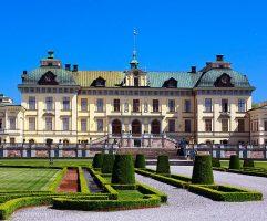 Drottningholm-Stokgolm-SHvetsiya