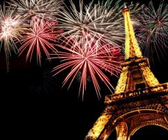 SILVESTER in Paris, Eiffelturm Foto: Rainbow Tours
