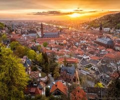 heidelberg_germany_cityscape_sunset