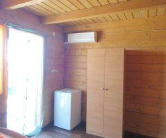 номер деревянный корпус