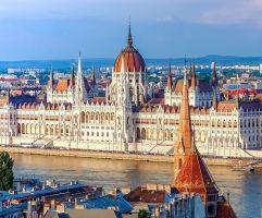 Будапешт, здание парламента