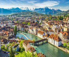 Швейцария - Италия делюкс